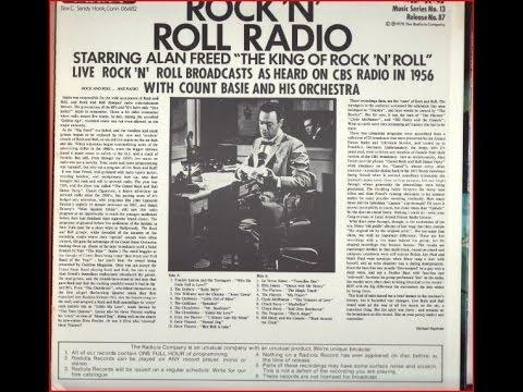 Alan Freed  Rock N Roll Radio part 1 vinyl