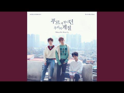 Way to Busan / SUPER JUNIOR-K.R.Y.