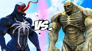 VENOM VS ABOMINATION - EPIC BATTLE