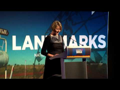 Landmarks gallery launch