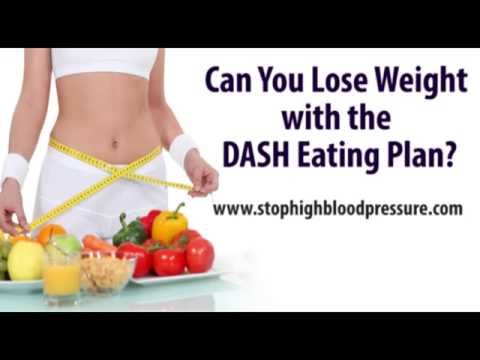 Can You Lose Weight With The DASH Eating Plan