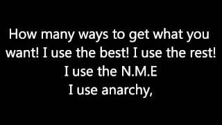 Download Sex Pistols - Anarchy in the U.K. (Lyrics)