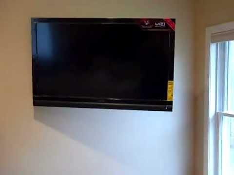 Vizio Lcd Articulating Wall Mount Installation Montebello Ny