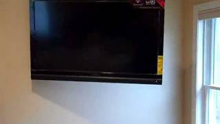 Vizio LCD Articulating Wall-Mount Installation Montebello NY