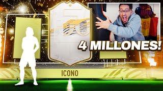 Tengo LA CUENTA TOCADA CONFIRMADOOO..!! ICONO de MÁS de 4 MILLONES en sobre!!
