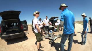 2015 University Rover Challenge - Competition Overview