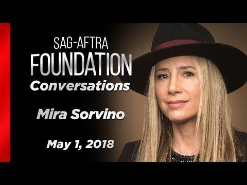 Conversations with Mira Sorvino - YouTube