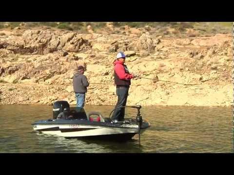 Spring Time Swimbait Tips At Lake Isabella With Randy McAbee - Tackle Warehouse VLOG #151