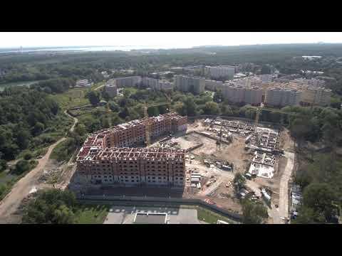Новый Город Комплекс жилых домов на улице Новгородской в Калининграде. Отдел Продаж +7(4012)902-572