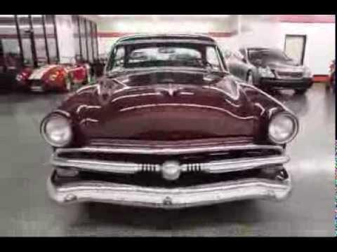 1953 ford victoria 2 door hardtop frame off restoration. Black Bedroom Furniture Sets. Home Design Ideas