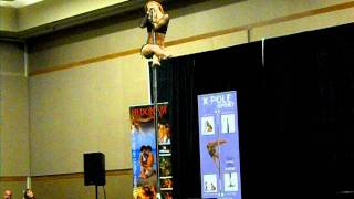 Karol Helms- 2011 Great Midwest Pole Dance Competition!-RED_KE71 on YouTube