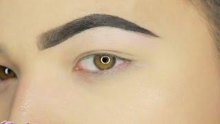 HOW I DO MY EYEBROWS | Eye Brow Tutorial | Clawdeena9