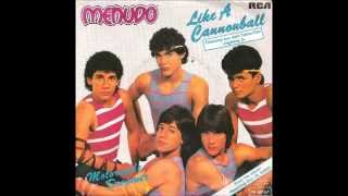 Menudo  - Like A Cannonball (Brand New Extended Version In English And Spanish)