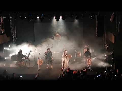 Heilung - In Maijan / Live (19.04.2019, Moscow)