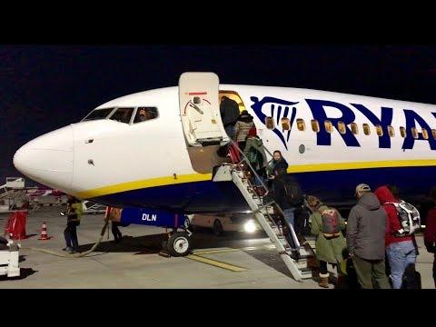 Ryanair - Not So Cheap Flight From Eindhoven To Pisa Galileo Galilei Airport