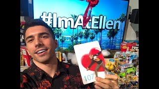 Opening What I Won at Ellens 12 Days Of Giveaways!!! 😱