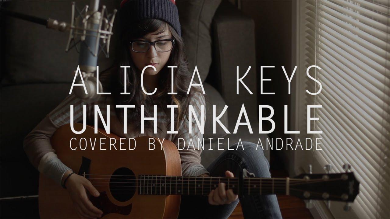 alicia-keys-unthinkable-cover-by-daniela-andrade-danielasings
