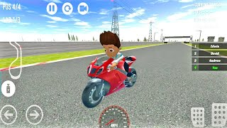 Paw Ryder Moto Patrol Race 3D - Paw Racing Patrol Games - Android Gameplay