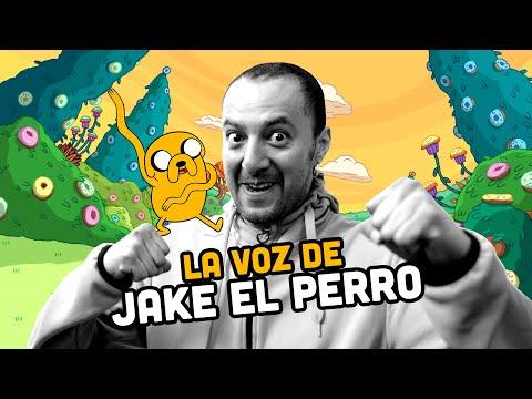 Así se creó la voz de Jake el perro en Hora de Aventura