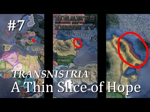 HoI4 - Modern Day - Transnistria - A Thin Slice of Hope - Part 7