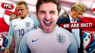 England are sh*t!