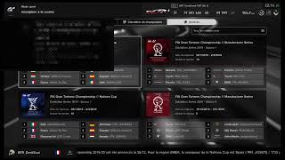 [LIVE] : GT SPORT - FIA 02/02/20 EX3-2019/20 R10 NATIONS part 2