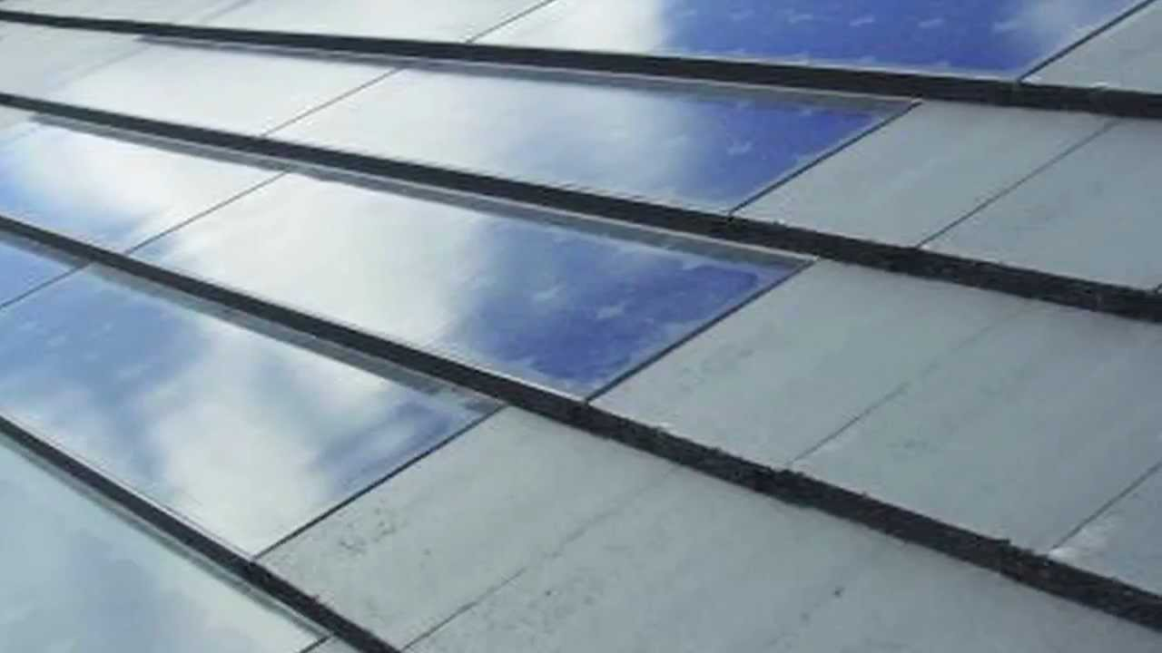 Different Types Of Solar Panels Youtube