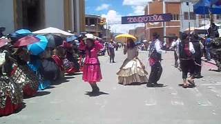 EL CARNAVAL EN PUNATA 2012