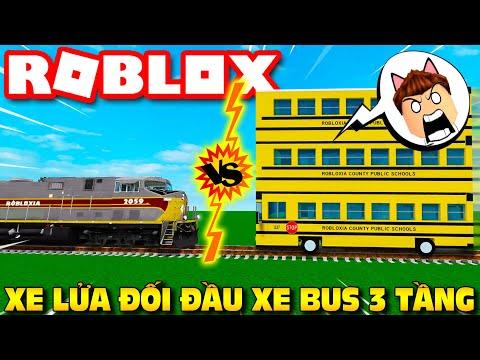 Roblox | ĐỐI ĐẦU VỚI XE LỬA ĐỂ KIA TÌM RA CHIẾC XE CỨNG NHẤT QUẢ ĐẤT - Train Vs Car | KiA Phạm