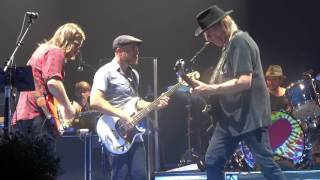 Neil Young - Like An Inca (HD) Live In Paris 2016