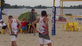 2014 ЧУПВ, 3-й тур, Мисан/Артеменко vs Плотницкий/Канаев