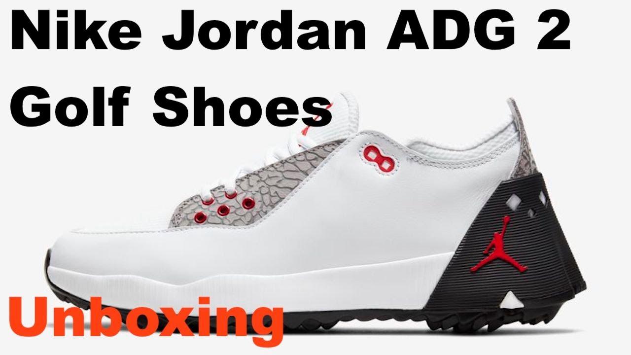 Nike Jordan ADG 2 Men's Golf Shoes