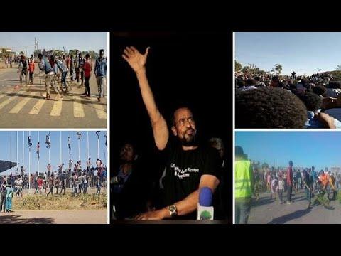 Ethiopia's Oromia region erupts as political prisoners return