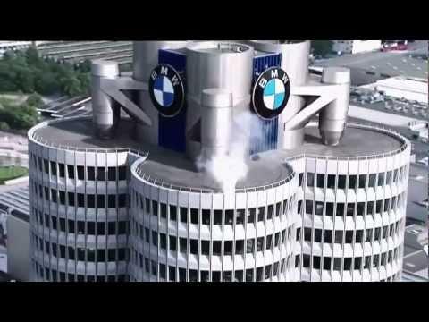☆ BMW Stunt Motorbike Riding BMW Tower Chris Pfeiffer - New Carjam Radio 2011