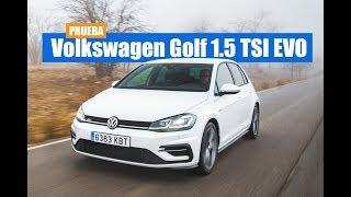 Prueba Volkswagen Golf 1.5 TSI EVO / Review en español por Motor.es