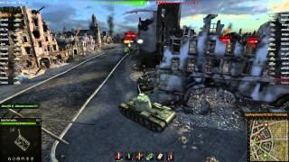 world of tanks still bossing in kv 3 8 kills