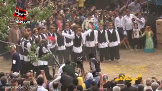 رقص آذری در ساوه با اهنگ ناری ناری
