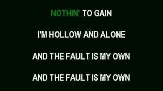 "Linkin Park - ""Somewhere I Belong"" Karaoke"