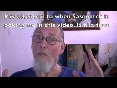 Friending Sasquatch from your Heart and Home