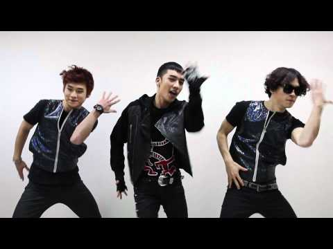 BIGBANG - FANTASTIC BABY Choreography Point (by Seungri)