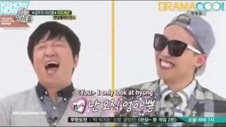 EngSub G Dragon Random Play Dance