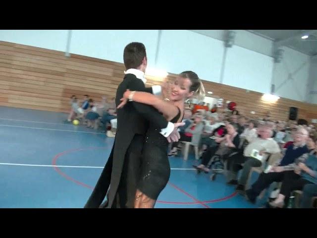 FOH31 2018 - Danseurs Angélique et Hermann - Hallelujah par l'OHVV