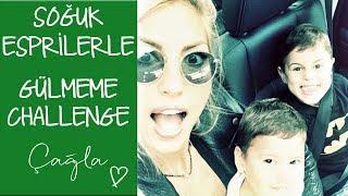 Çağla | Hayattan Soğutan Esprilerim ve Çocuklarla Gülmeme Challenge | Anne -Çocuk Video