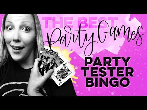 bingo games for fun
