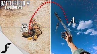 Battlefield 5 Experiments