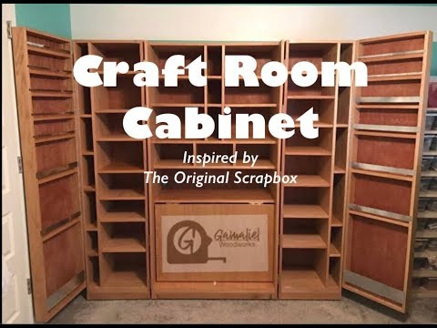 Craft Storage Cabinet You
