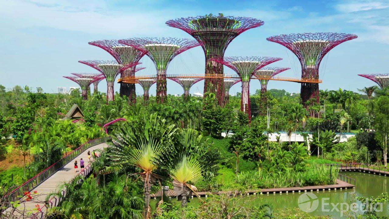 Resultado de imagen de PARQUE NATURALES DE SINGAPUR