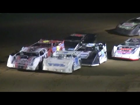 RUSH Crate Late Model Heat Two | McKean County Raceway | Fall Classic | 10.10.14