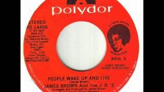 James Brown And The J B