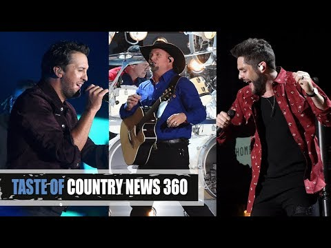 CMA Fest 2017 Top 5 Moments - Taste of Country News 360